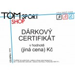 Dárkový certifikát TOMSPORT