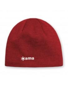 KAMA pletená čepice Gore-tex AG12 - červená