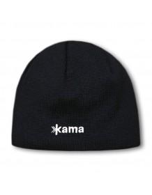 KAMA pletená čepice Gore-tex AG12 - černá