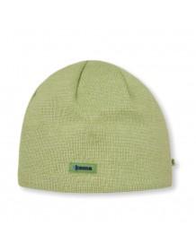 KAMA pletená čepice Windstopper Soft Shell AW19 - zelená