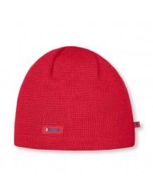 KAMA pletená čepice Windstopper Soft Shell AW19 - červená