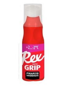 REX 316 Rapid grip fialový