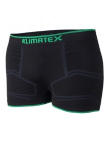 KLIMATEX pánské boxerky NYSTED - černé