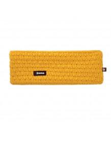 KAMA pletená čelenka C36 - oranžová