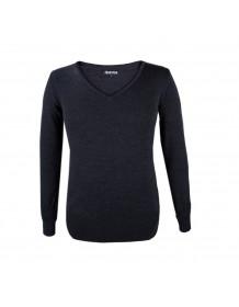 KAMA dámský svetr bez podšívky 5101 - růžový
