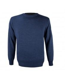 KAMA pánský svetr bez podšívky 4101 - šedý
