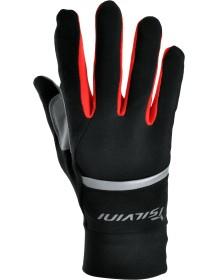 SILVINI zimní unisex rukavice ISONZO UA905 black-red