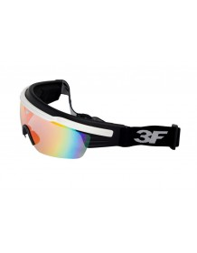 3F lyžařské brýle Xcountry II. 1651 - white