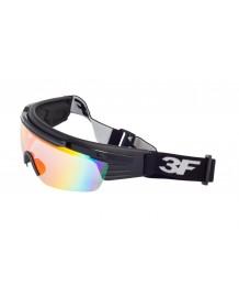 3F lyžařské brýle Xcountry II. 1651 - black