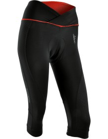 SILVINI dámské cyklistické kalhoty 3/4 TINELLA WP1010 black