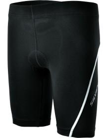 SILVINI dětské cyklistické kalhoty AVISIO CP1026 black-white