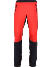 SILVINI pánské skialpové kalhoty SORACTE MP1144 black-red
