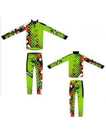SILVINI pánská kombinéza FALCONARA RSM505 green