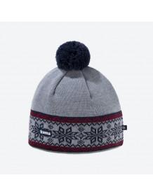 KAMA pletená čepice A116 - bílá
