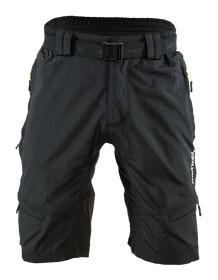 SILVINI pánské volné MTB kalhoty RANGO MP857 black-lime