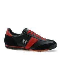 BOTAS sportovní obuv CLASSIC PREMIUM black-red