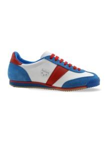BOTAS sportovní obuv CLASSIC white-blue-red