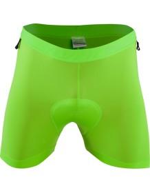 SILVINI pánské samostatné vnitřní kalhoty INNER PRO MP1212 green
