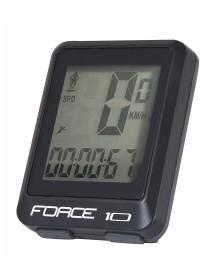 FORCE počítač 10 funkcí černý