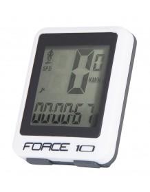 FORCE počítač 10 funkcí bílý