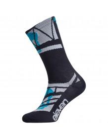 ELEVEN Ponožky SUURI Skull Turquoise