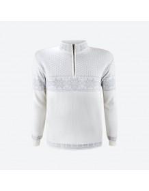 KAMA svetr bez podšívky 4053 - černý