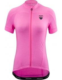 SILVINI dámský cyklistický dres BORMIDA WD1427 blush