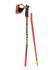 LEKI sjezdové hole Worldcup Racing GS neon-red