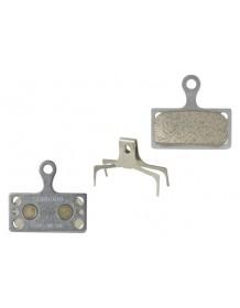SHIMANO BRM785 kovové,destičky brzdové s pružinou + závlačka