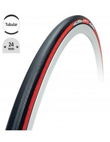 """TUFO galuska S33 PRO 24 černo-červená 28""""/24mm"""