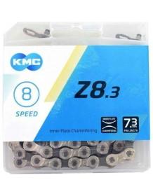 KMC řetěz Z-8 STŘ/ŠEDÝ BOX