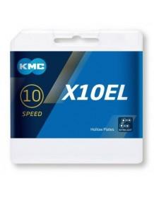 KMC řetez X-10-EL SILVER BOX