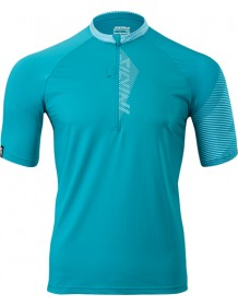 SILVINI pánské triko TURANO MD1613 ocean-turquoise