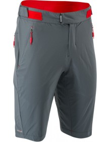 SILVINI pánské volné MTB kalhoty META MP1662 charcoal-red