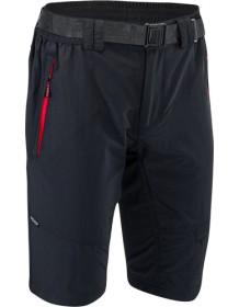 SILVINI pánské volné MTB kalhoty META MP1616 black-red