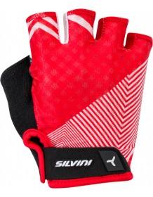 SILVINI rukavice dámské ALBANO WA1431 black-white