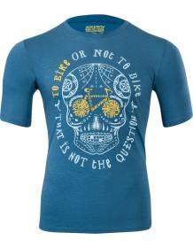 SILVINI pánské triko BERICI MD1614 blue-lake