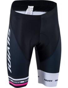 SILVINI dámské cyklistické kalhoty pas TEAM WP840 green