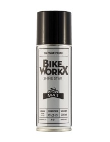 BIKEWORKX SHINE STAR MAT SPREJ 200 ML