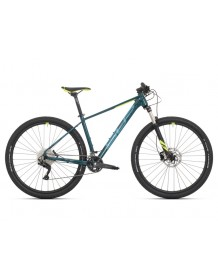 SUPERIOR horské kolo XC 889 Gloss Turquoise/Neon Yellow 2021