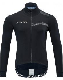 SILVINI pánská bunda Ghisallo MJ1600 black - white
