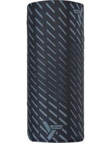 SILVINI šátek MARGA UA152 BLACK-CHARCOAL