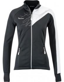 SILVINI softshell bunda dámská MONNA WJ703 black-white