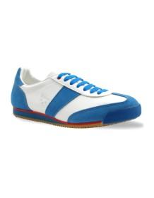 BOTAS sportovní obuv CLASSIC XXL white-blue
