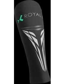 ROYAL BAY Extreme Race kompresní lýtkové návleky - černé