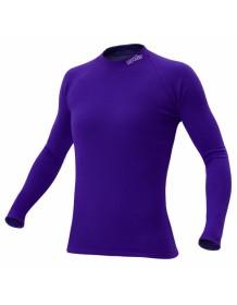 BLUEFLY triko Termo DUO dlouhý rukáv unisex - fialové