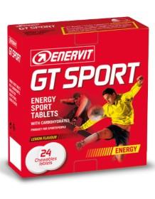 ENERVIT GT Sport tablety citron - 24ks