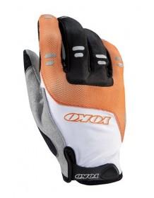 YOKO cyklo gelové rukavice - YBG 10L orange