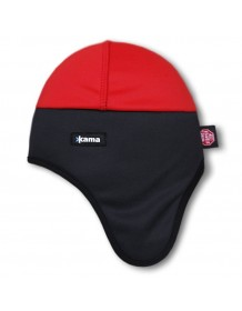 Kama čepice Windstopper Soft Shell AW36  - červená