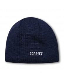 KAMA pletená čepice Gore-tex AG12 - modrá